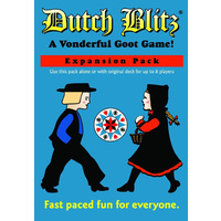 Dutch Blitz Blue Expansion