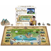 Harry Potter 4D Hogwarts Puzzle