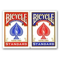 Bicycle Playing Cards Standard - 2 Decks