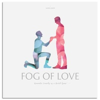 Fog of Love Boy Boy Cover