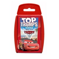 Top Trumps - Disney Pixar Cars 2