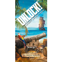 UNLOCK! The Tonipal's Treasure (Mystery Adventures)