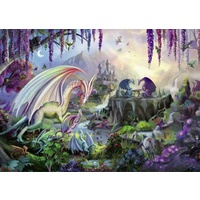 Ravensburger Dragon Valley Puzzle 2000 pieces