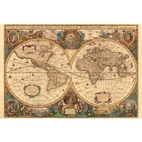 Ravensburger Historical World Map 5000 Pieces Jigsaw Puzzle