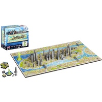 4D Mini New York Cityscape