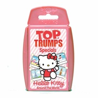 Top Trumps Specials - Hello Kitty Around the World