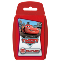 Top Trumps - Disney Pixar Cars