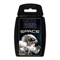 Top Trumps 3D Incredible Cards - Space