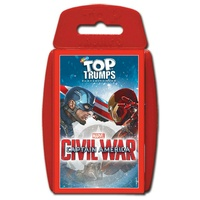 Top Trumps Captain America - Civil War
