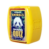 Top Trumps The World of Animals
