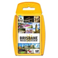 Top Trumps Brisbane - 30 Top things to see and do
