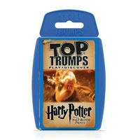 Top Trumps - Harry Potter and the Half-Blood Prince