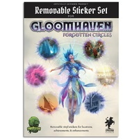 Gloomhaven Removable Sticker Set Forgotten Circles