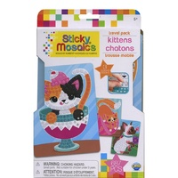 Sticky Mosaics Travel Pack, Kittens