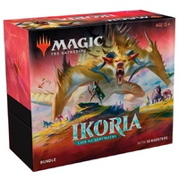 Magic The Gathering MTG Ikoria Lair Of Behemoths Bundle Box