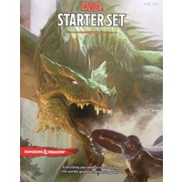Dungeons & Dragons - Starter Set