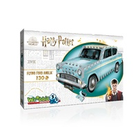 Wrebbit Harry Potter 3D Flying Ford Anglia