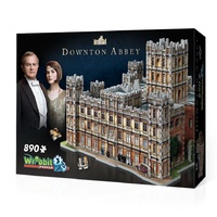 Downton Abbey 3D Wrebbit Puzzle