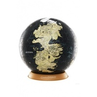 Game of Thrones Globe Puzzle - 6""