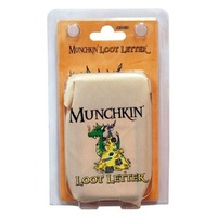 Munchkin Loot Letter Clamshell