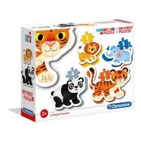 Clementoni wild animals my first puzzles