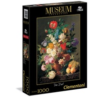 Clementoni Van Dael Bowl of Flowers Jigsaw 1000 Pieces