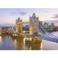 Clementoni Tower Bridge Jigsaw Puzzle 1000 Pieces