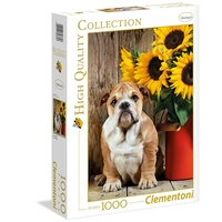 Clementoni The Bulldog Jigsaw 1000 Pieces