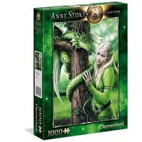 Clementoni Anne Stokes Kindred Spirits Jigsaw 1000 Pieces