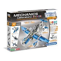 Mechanics Laboratory Aeroplanes and Helicopters