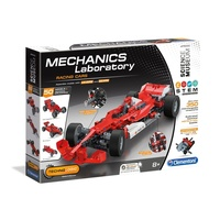 Mechanics Laboratory Racing Cars