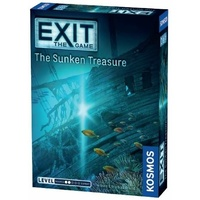 Exit the Game the Sunken Treasure