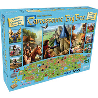 Carcassonne Big Box (Latest Edition)