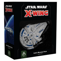 Star Wars X-Wing Landos Millenium Falcon Expansion Pack