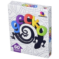 Gecko, the Leaping Lizard Brainteaser Puzzle