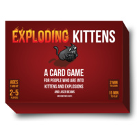 Exploding Kittens (Meow Box Edition)