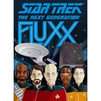 Star Trek Next Generation Fluxx