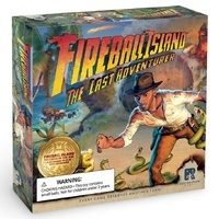 Fireball Island the Curse of Vul-Kar the Last Adventurer Expansion