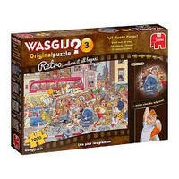 Wasgij Original Retro 3