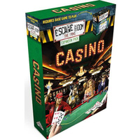 Escape Room the Game Casino Expansion