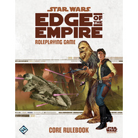 Star Wars Edge of the Empire: Core Rulebook