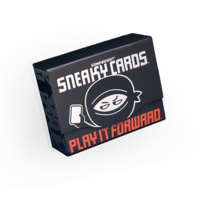 Sneaky Cards - Play It Forward