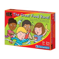The Great Food Race
