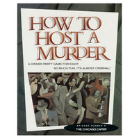 How To Host A Murder: Chicago Caper
