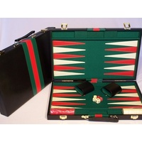 Backgammon Vinyl 18""
