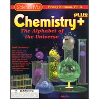 ScienceWiz - Chemistry Plus - The Alphabet of the Universe