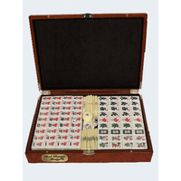 Dal Rossi Italy, Mahjong 29cm - in wooden Case