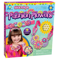Sticky Mosaics Stick 'n Style Fashion Flowers