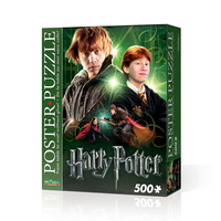Wrebbit Poster Puzzle - Ron Weasley