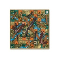 WWF - South West Snakes (Salamanders) & Ladders